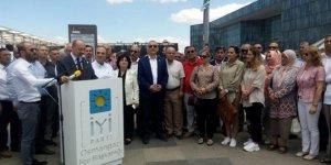 İYİ Parti'den 'hastaneme dokunma' kampanyası