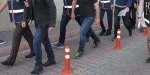 'Duman 7 Operasyonu'nda 126 gözaltı