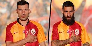 Galatasaray, iki transferi birden KAP'a bildirdi