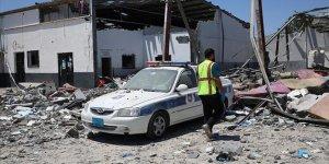Hafter'in sözcüsü göçmen merkezi saldırısını itiraf etti