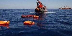 Akdeniz'de 70 sığınmacıyı taşıyan tekne battı