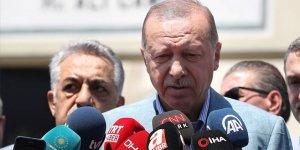 Erdoğan'dan Reyhanlı'daki patlamayla ilgili açıklama