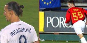 Ibrahimovic'te 'Sarbi' vakası