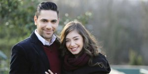 Neslihan Atagül ve Kadir Doğulu'dan romantik evlilik yıl dönümü paylaşımları