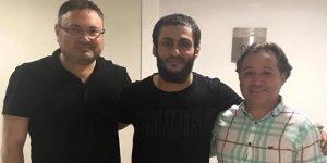 Mestan'dan Barış'aziyaret