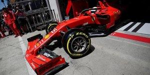 Ferrari aracından 2 kaçak göçmen çıktı