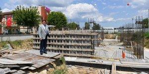Osmangazi'den Küçükbalıklı'yamodern polis merkezi