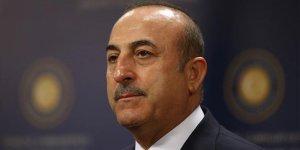 Çavuşoğlu'dan, Erbil'deki saldırıya ilişkin açıklama