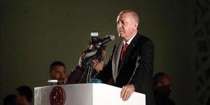 Cumhurbaşkanı Erdoğan: 15 Temmuz'u unutmamak ve unutturmamak hepimizin ortak görevidir