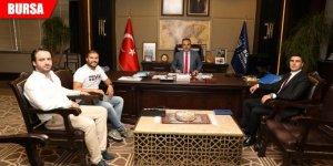 Bursa'yı maraton heyecanı sardı! Startı Aktaş yapacak...