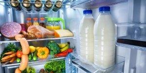 Buzdolabının içine bir torba tuz koyarsanız...