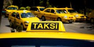 Taksi şoförlerine ceza yağdı... Gözaltına alınanlar da var