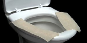 Bunu okuduktan sonra klozet kapağına tuvalet kağıdı sermeyeceksiniz!