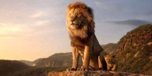 25 yıl sonra tekrar çekilen Aslan Kral, hasılat rekoru kırıyor