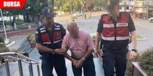 Camiden yardım paralarını çalan şahıs yakalandı