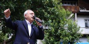 Kılıçdaroğlu: Türkiye'nin huzuru için yola çıktık