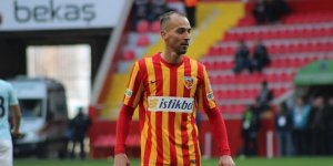 Kayserispor, Şamil Çinaz ile sözleşme yeniledi