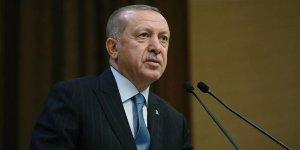 Erdoğan'dan Ahmet Haluk Dursun için başsağlığı mesajı