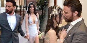 Sinan Akçıl karısının bikinili paylaşımına bakın ne dedi!