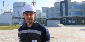 Genç Türk mühendisler Akkuyu'da iş başı yapıyor