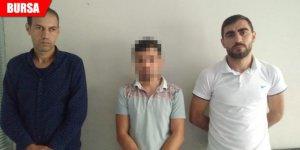 16 yaşındaki işçisini uyuşturucuya alıştıran patron yakalandı