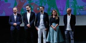Dilsiz'eSaraybosna'da özel gala