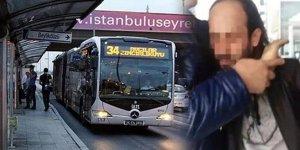Metrobüs'teki cinsel saldırı zanlısına tahliye