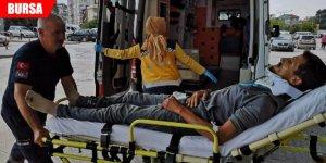 Tedavinin ardından gözaltına alındı