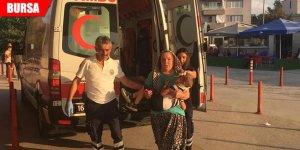 Otomobilin çarptığı Yiğit Efe yaralandı