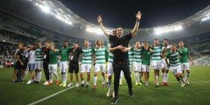 Futbol Bursa'da bir başka güzel