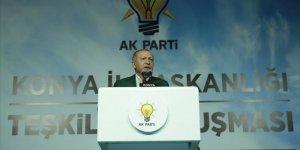 Erdoğan: Fırat'ın doğusundaki terör yuvalarını temizlikte kararlıyız