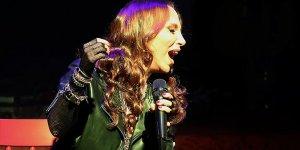 Sertab Erener müzik hayatında 27 yılı geride bıraktı