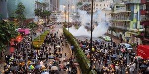 Hong Kong'da protestocuların dediği oldu
