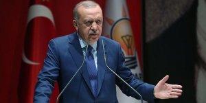 Cumhurbaşkanı Erdoğan'dan güvenli bölge mesajı: Kapıları açmak zorunda kalırız