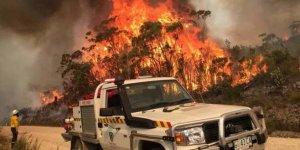 Avustralya'daacil durum ilanı