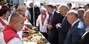 Uluslararası İnegöl Köfte Festivali başladı