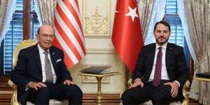 Albayrak: ABD'yle 100 milyar dolarlık ticaret hacmi belirlendi