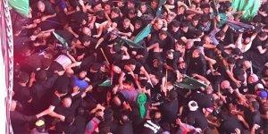 Irak'ta Aşure Günü etkinliğinde izdiham: 16 ölü, 75 yaralı