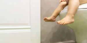 Çocuklarda kabızlığın sebepleri ve çareleri