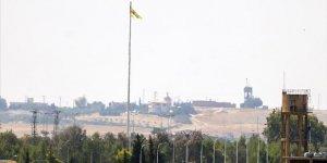 YPG/PKK sınır hattında varlık göstermeye devam ediyor