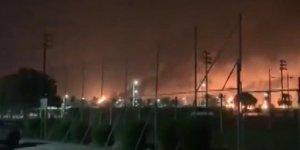 Suudi Arabistan'da 2 petrol tesisine SİHA saldırısı