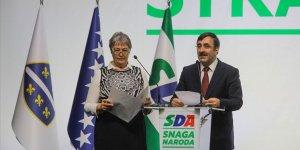 'Türkiye, Bosna Hersek'e her alanda destek vermeye devam edecek'