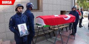 Gaziler gününe bir gün kala hayatını kaybetti