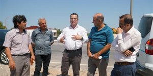 Mustafakemalpaşa Belediyesiçalışmalarına hız kesmiyor