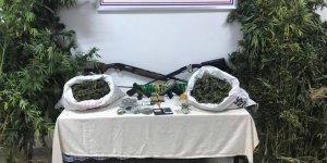 Orhangazi'de uyuşturucu operasyonu: 2 gözaltı