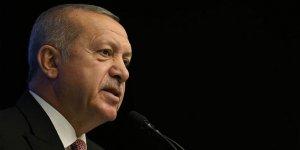 Cumhurbaşkanı Erdoğan: Yüzde 50+1 için teklif getirilmesi muhalefetin işidir