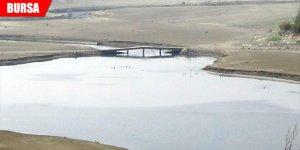 Baraj suyu çekilince gün yüzüne çıktı
