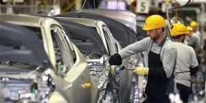 Otomotiv üretimi geriledi