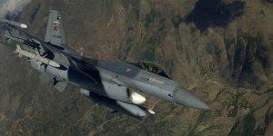 Irak'ın kuzeyine hava harekatı: 9 terörist etkisiz hale getirildi