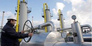 Avrupa'ya gaz akışı başlıyor